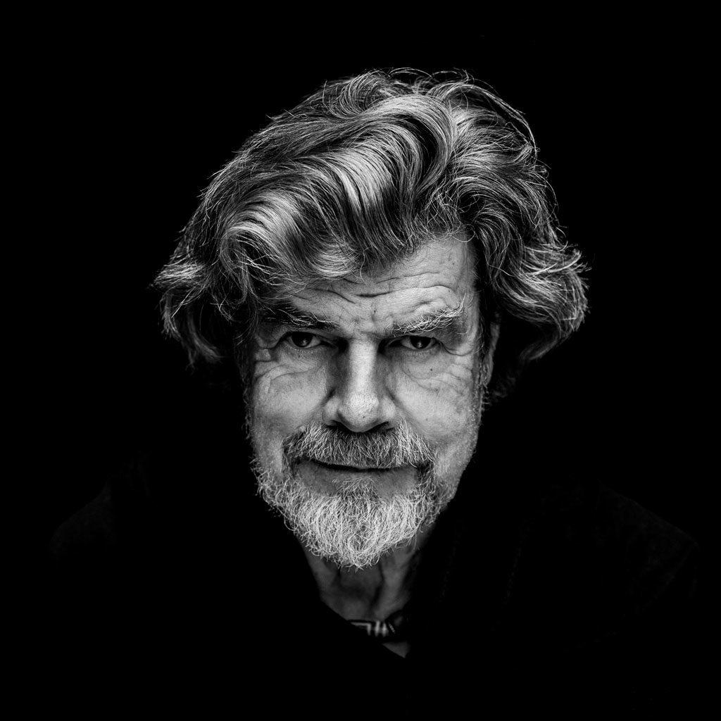 Portrait von Reinhold Messner